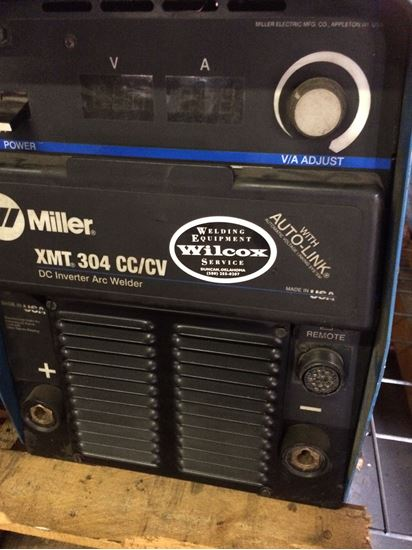 Picture of MILLER XMT 304 - S O L D